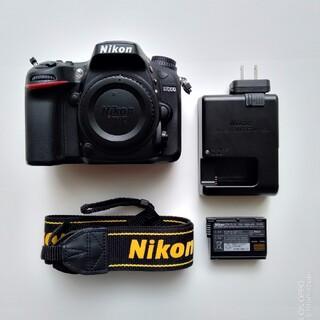 Nikon - NIKON D7200