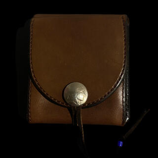 goro's - 《新品》ゴローズ(goro's)新型二つ折り財布(焦茶)r142