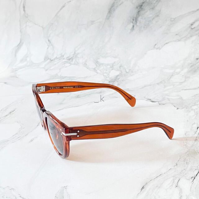 celine(セリーヌ)のCeline セリーヌ サングラス フィービー期  旧ロゴ レディースのファッション小物(サングラス/メガネ)の商品写真