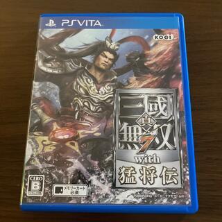 コーエーテクモゲームス(Koei Tecmo Games)の真・三國無双7 with 猛将伝 Vita(携帯用ゲームソフト)
