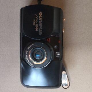 OLYMPUS - OLYMPUS μ ZOOM DELUXE フイルムカメラ