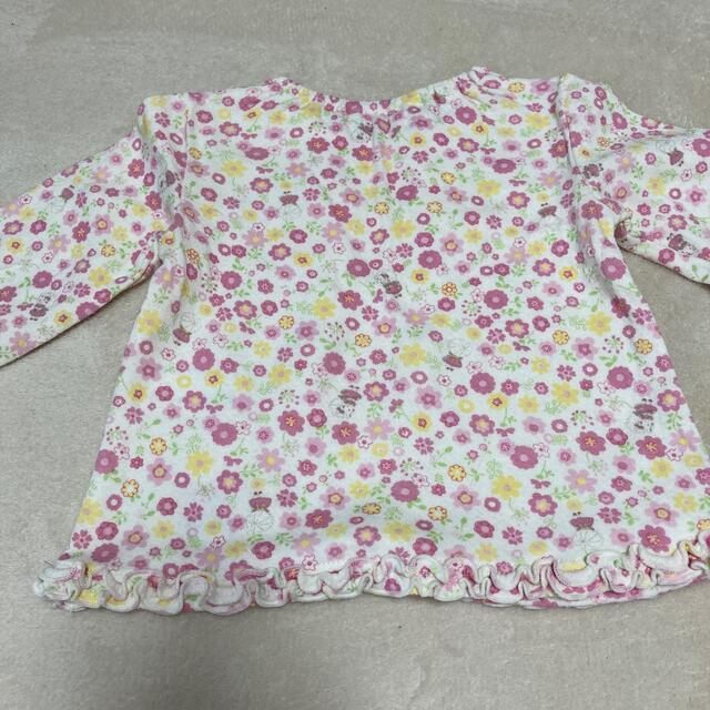 coeur a coeur(クーラクール)のクーラクール♡トップス キッズ/ベビー/マタニティのベビー服(~85cm)(シャツ/カットソー)の商品写真