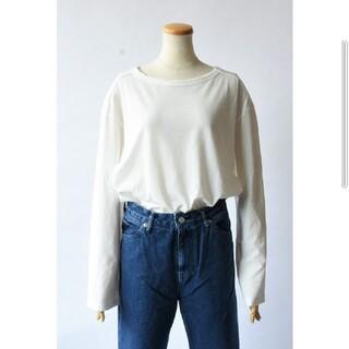 シンゾーン(Shinzone)の美品 シンゾーン 長袖Tシャツ(Tシャツ(長袖/七分))