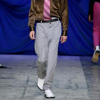 JOHN LAWRENCE SULLIVAN - magliano torn apart trousers マリアーノ スラックス
