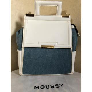 マウジー(moussy)の専用★美品★moussy 3ウェイバッグ(ハンドバッグ)