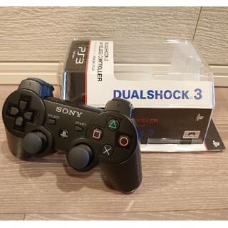 プレイステーション3(PlayStation3)のDual shock3 (black)(その他)