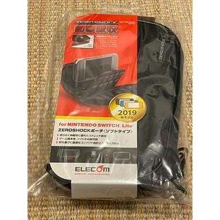 エレコム(ELECOM)の新品 エレコム Nintendo Switch Lite専用ソフトポーチ(その他)