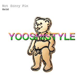 シュプリーム(Supreme)のSupreme Not Sorry Pin(その他)