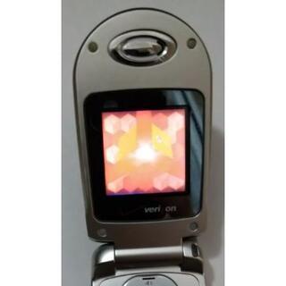 エルジーエレクトロニクス(LG Electronics)の Verizon用携帯電話(LG VX-3200) Phone ガラケー(携帯電話本体)