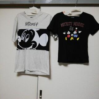 ディズニー(Disney)のディズニー半袖Tシャツ。ペアルック(Tシャツ(半袖/袖なし))