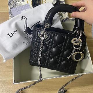 Christian Dior - ディオール(Christian Dior) ミニバッグ