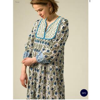 Ron Herman - 【新品】SZ blockprints Kity Essa Print Dress