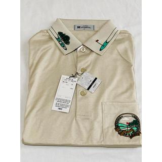 パリス(PARIS)のメンズ Paris ポロシャツ 長袖 未使用 Mサイズ ゴルフ(ポロシャツ)