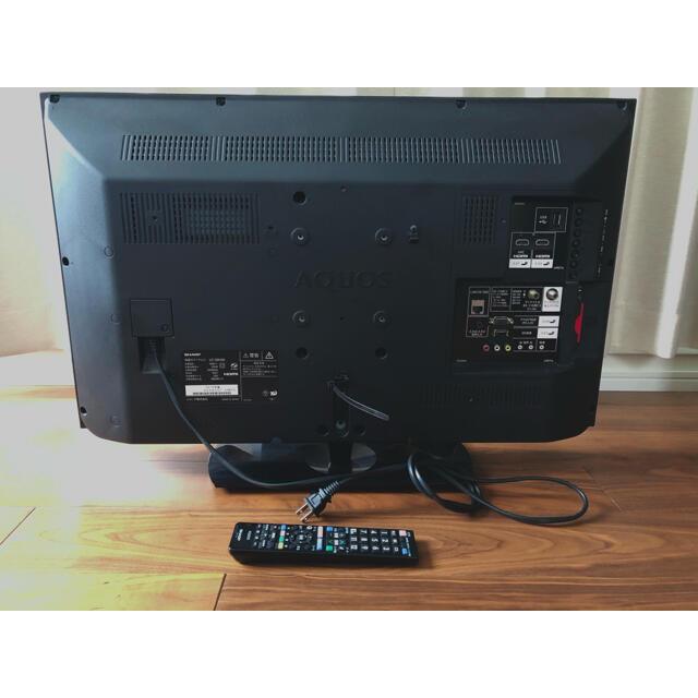 AQUOS(アクオス)のSHARP AQUOS LC-32H30 2015年製 テレビ スマホ/家電/カメラのテレビ/映像機器(テレビ)の商品写真