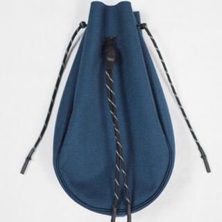 ユナイテッドアローズ(UNITED ARROWS)の吉岡衣料店/DRAWSTRING BAG S -NAVY-(ショルダーバッグ)