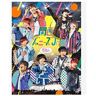 素顔4 関西ジャニーズJr.盤 DVD3枚組
