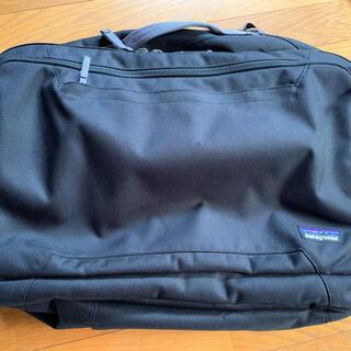 パタゴニア(patagonia)のパタゴニアMLC45  バッグ 黒(トラベルバッグ/スーツケース)