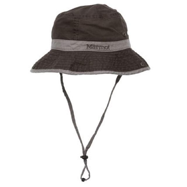 MARMOT(マーモット)の新品 マーモット ライトビーコン ハット Mサイズ バゲットハット 帽子 メンズの帽子(ハット)の商品写真