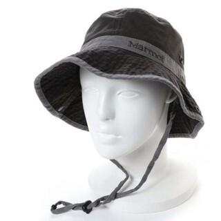MARMOT - 新品 マーモット ライトビーコン ハット Mサイズ バゲットハット 帽子