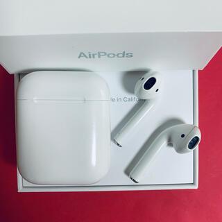 Apple - Apple国内正規品 AirPods 第1世代 エアーポッズ セット販売