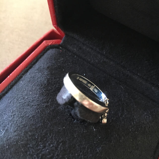 Cartier(カルティエ)のカルティエ モナムール リング ハート ダイヤ レディースのアクセサリー(リング(指輪))の商品写真
