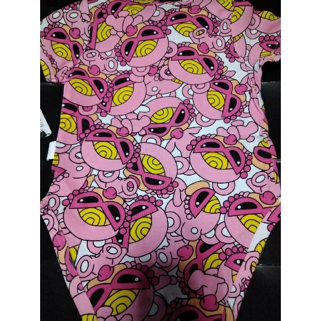 HYSTERIC MINI(ヒステリックミニ)のベビーロンパース キッズ/ベビー/マタニティのベビー服(~85cm)(ロンパース)の商品写真