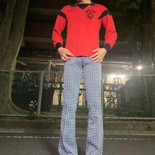 アディダス(adidas)の70's adidas vintage Tシャツ(シャツ/ブラウス(長袖/七分))
