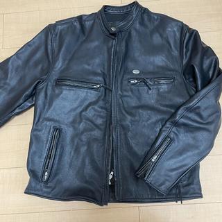 ハーレーダビッドソン(Harley Davidson)のハーレーダビッドソンレザージャケット(装備/装具)