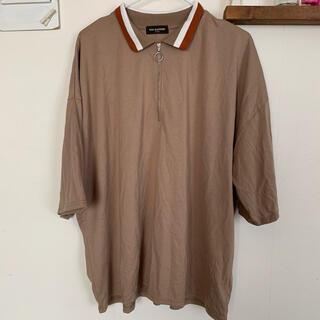 Right-on - Righton ライトオン 五分袖 カットソー ポロシャツ  Mサイズ