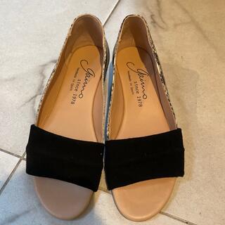 gaimo - GAIMO パイソン柄 靴