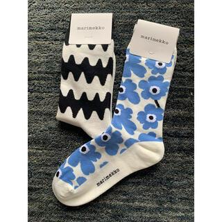 marimekko - 新品マリメッコ靴下2点セット♥︎組み合わせ自由