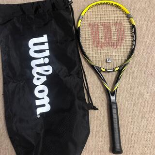 ウィルソン(wilson)のテニスラケット Wilson ウィルソン PRIDE ACE 100(ラケット)