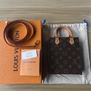 LOUIS VUITTON - Louis Vuitton プティット・サックプラ