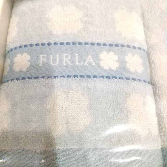 Furla(フルラ)のフルラ フェイスタオル、ウォッシュタオル インテリア/住まい/日用品の日用品/生活雑貨/旅行(タオル/バス用品)の商品写真