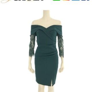 韓国ドレス  新品タグ付き