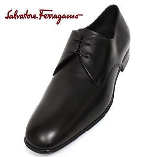 サルヴァトーレフェラガモ(Salvatore Ferragamo)の早い者勝ち!大幅値下げ!超美品! フェラガモ 高級プレーントゥ 6 EEE(ドレス/ビジネス)