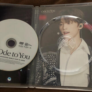 SEVENTEEN - SEVENTEEN  <ODE TO YOU> IN JAPAN DVD ディノ