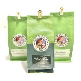 新品♡honolulucoffee コナコーヒー100% ハワイ hawaii