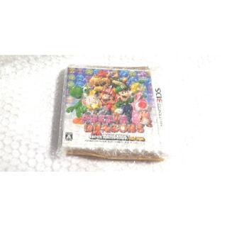 パズル&ドラゴンズ スーパーマリオブラザーズ エディション - 3DS(携帯用ゲームソフト)