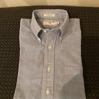 インディヴィジュアライズドシャツ(INDIVIDUALIZED SHIRTS)のインディビジュアライズド オックスフォード ボタンダウン 14 1/2(シャツ)