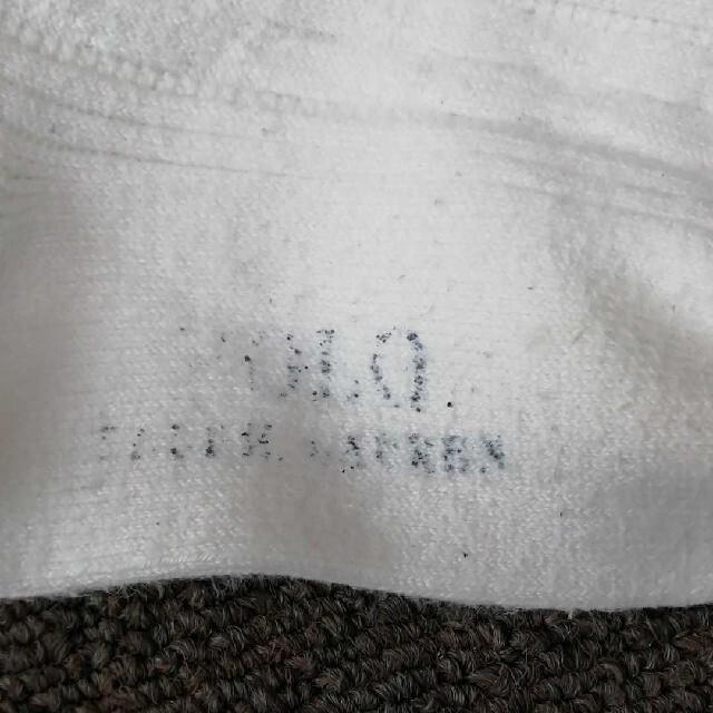 POLO RALPH LAUREN(ポロラルフローレン)のラルフ ローレン 靴下 ソックス ホワイト キッズ/ベビー/マタニティのこども用ファッション小物(靴下/タイツ)の商品写真