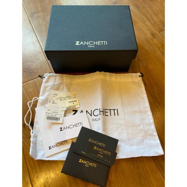 DEUXIEME CLASSE(ドゥーズィエムクラス)の【ZANCHETTI】ザンケッティ クロスボディバッグ 黒 レディースのバッグ(ボディバッグ/ウエストポーチ)の商品写真