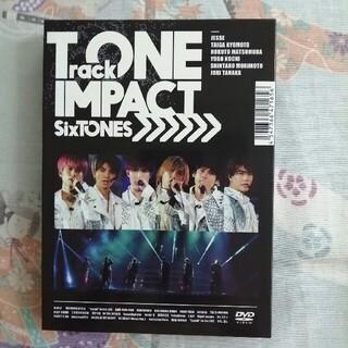 SixTONES/TrackONE -IMPACT-(初回盤)(DVD)