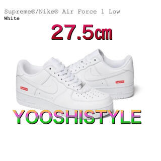 Supreme - Supreme® Nike® Air Force 1 Low