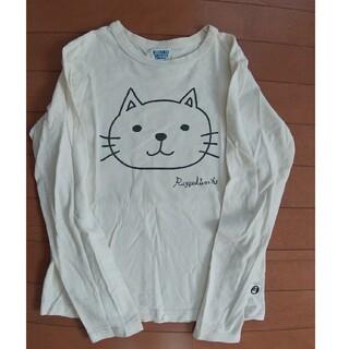 ラゲッドワークス(RUGGEDWORKS)のネコ  長T(Tシャツ/カットソー)