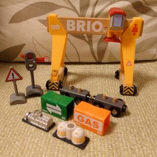 BRIO - BRIO ガントリークレーン