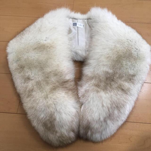 サガフォックス ショール 成人式 振袖 着物 フォーマル【 SAGA FOX 】 レディースのファッション小物(マフラー/ショール)の商品写真