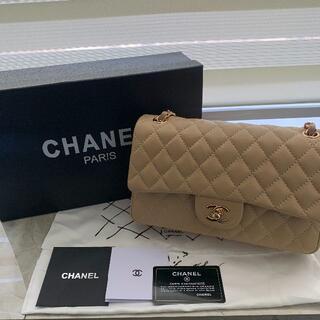 CHANEL - 【超美品】 シャネル ラムスキン デカマトラッセ チェーンショルダーバッグ