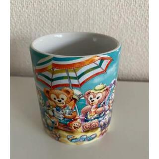 ダッフィー - 【新品、未使用】ディズニーリゾート ダッフィ マグカップ ズーベニア