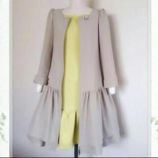 ルネ(René)の人気 マドーレのコートドレス ルネ好きの方にも(スプリングコート)